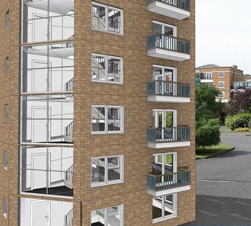 Create multi-building developments