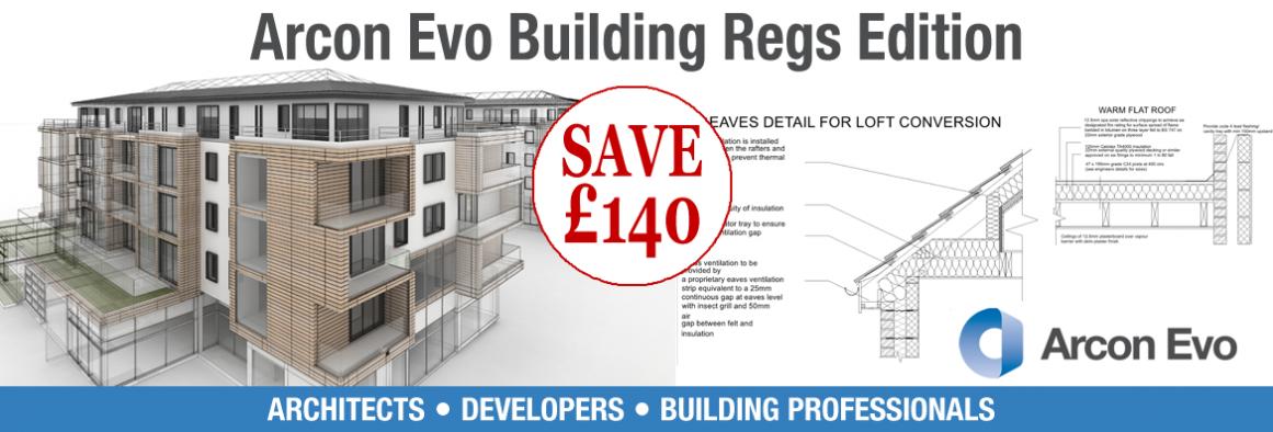 Arcon Evo Building Regs Offer