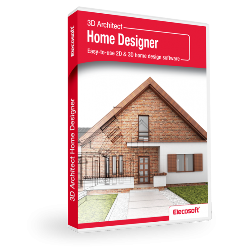 3d Architect Home Designer Software For Home Design