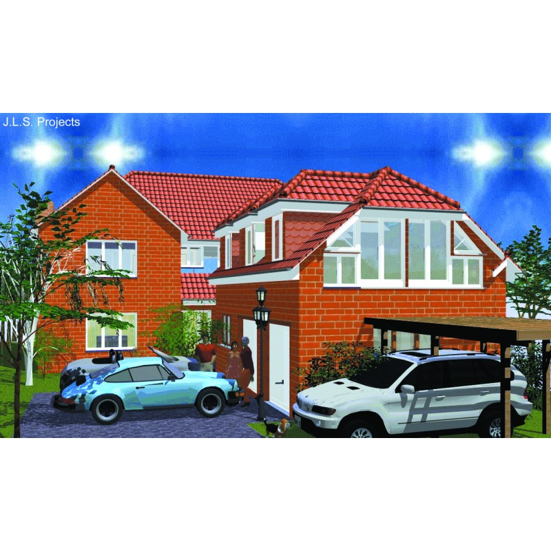 Arcon Evo 3D Architectural House Design Software