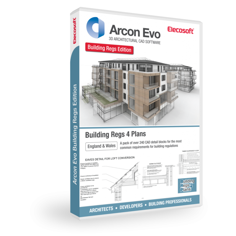 ARCON EVO CAD software used by architects