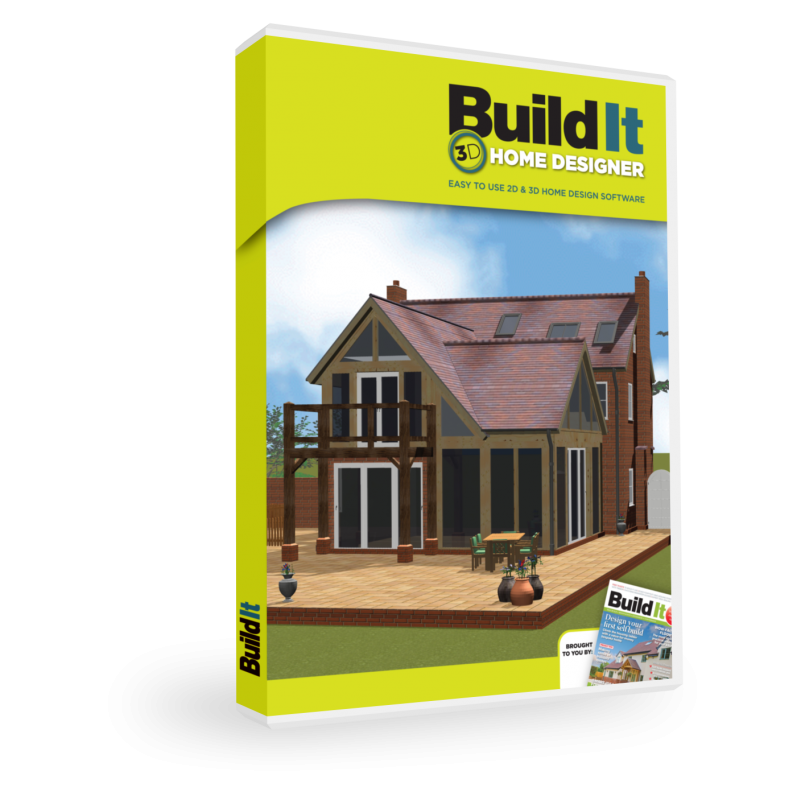 List Of 3d Home Design Software: Build It 3D Home Design Software