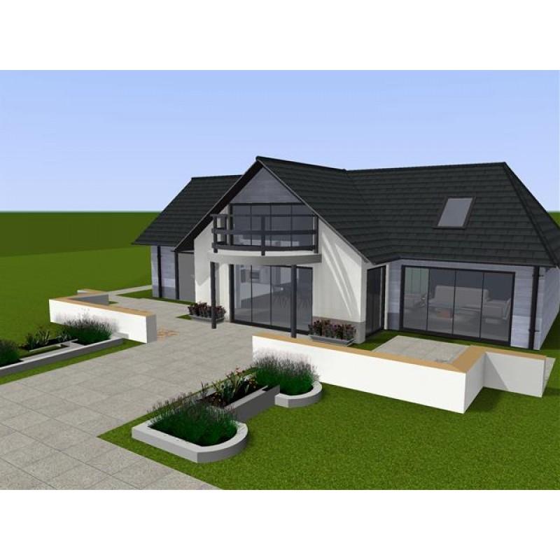 Home Design 3d Online: 3D Architect Home Designer Pro Software