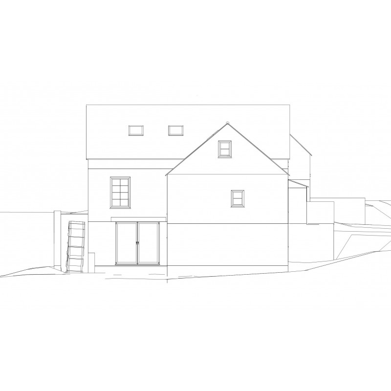2D elevation