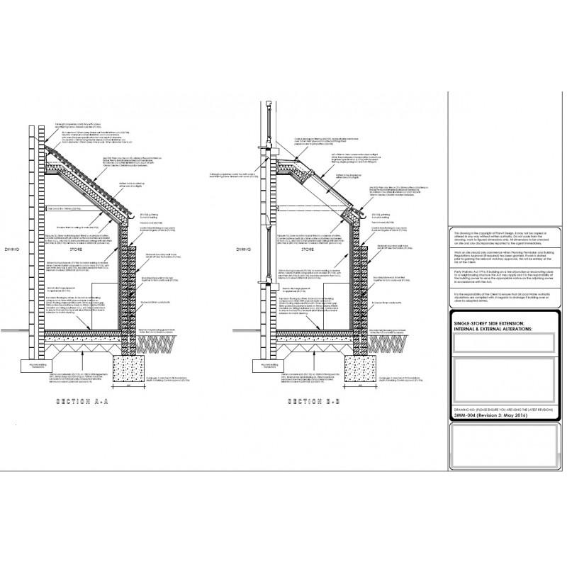 building reg detail