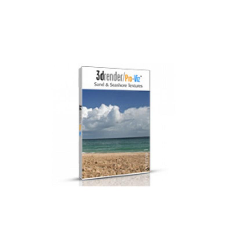 Pro-Viz Sand and Seashore Textures Vol.1