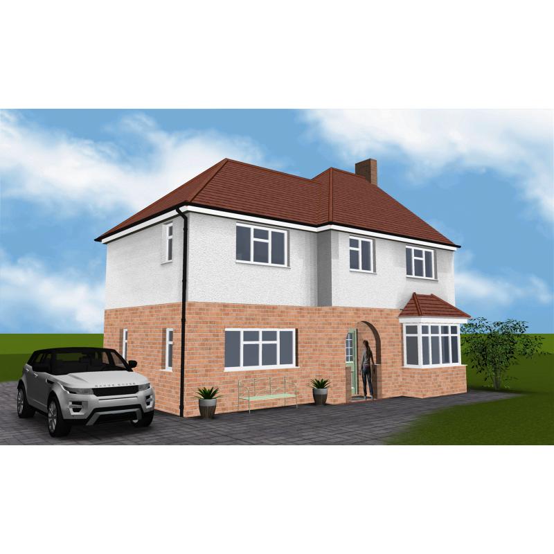 uk house model