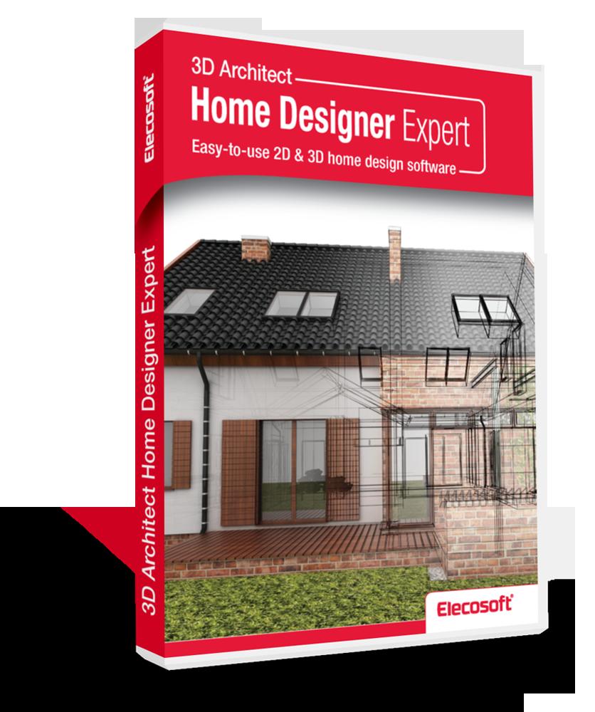 3d Architect Home Designer Expert Software Elecosoft