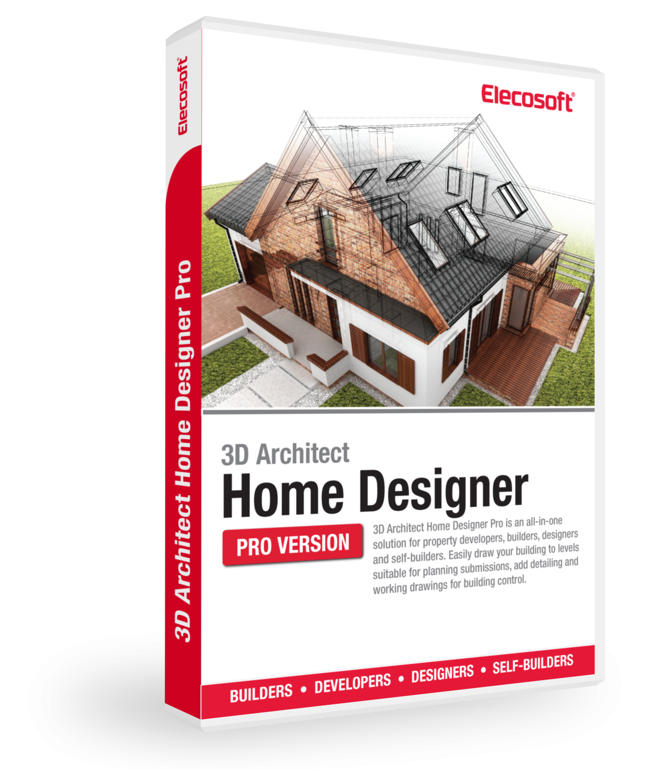 3d Architect Home Designer Pro Software Elecosoft