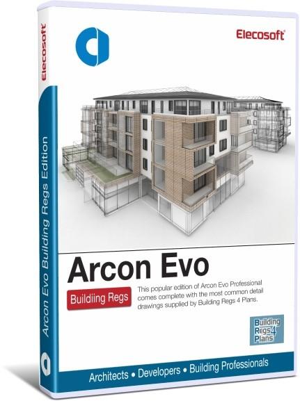 Arcon Evo Building Regs