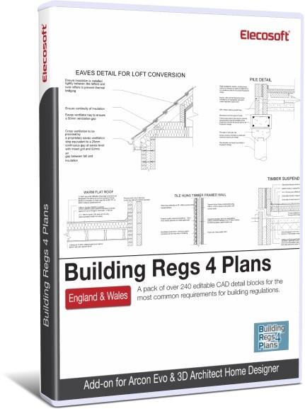 building regs 4 plans