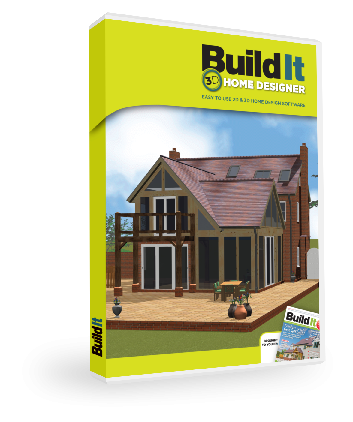 Home Design 3d Expert: Build It 3D Home Design Software