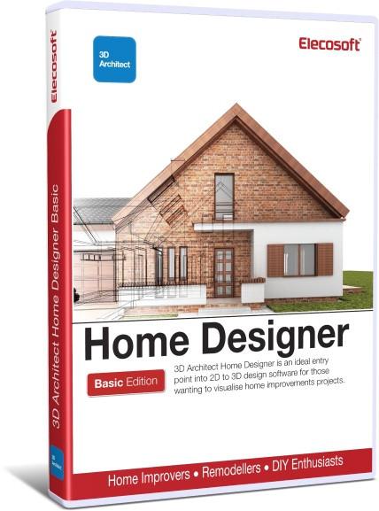 3D Architect Home Designer Basic