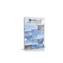 Pro-Viz Architectural Skies Bundle 1
