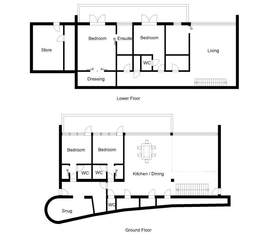 2d drawing gallery floor plans house plans - D home design plan ...