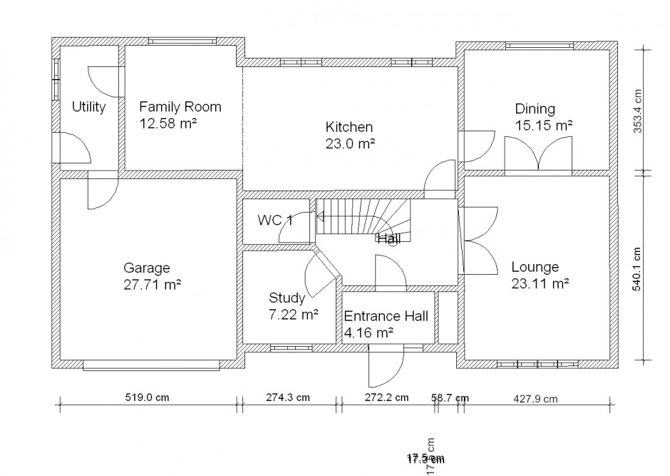 2d drawing gallery floor plans house plans House plan sample
