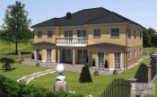 Multi-family house design: René Debrodt, Pixel Studio 3D, www.pixelstudio-3d.de