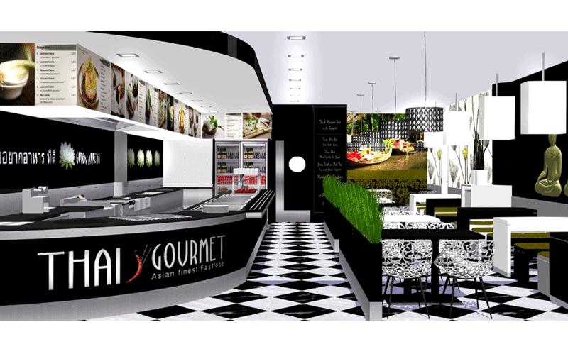 Light commercial buildings interior designs for Floorplanner for restaurants