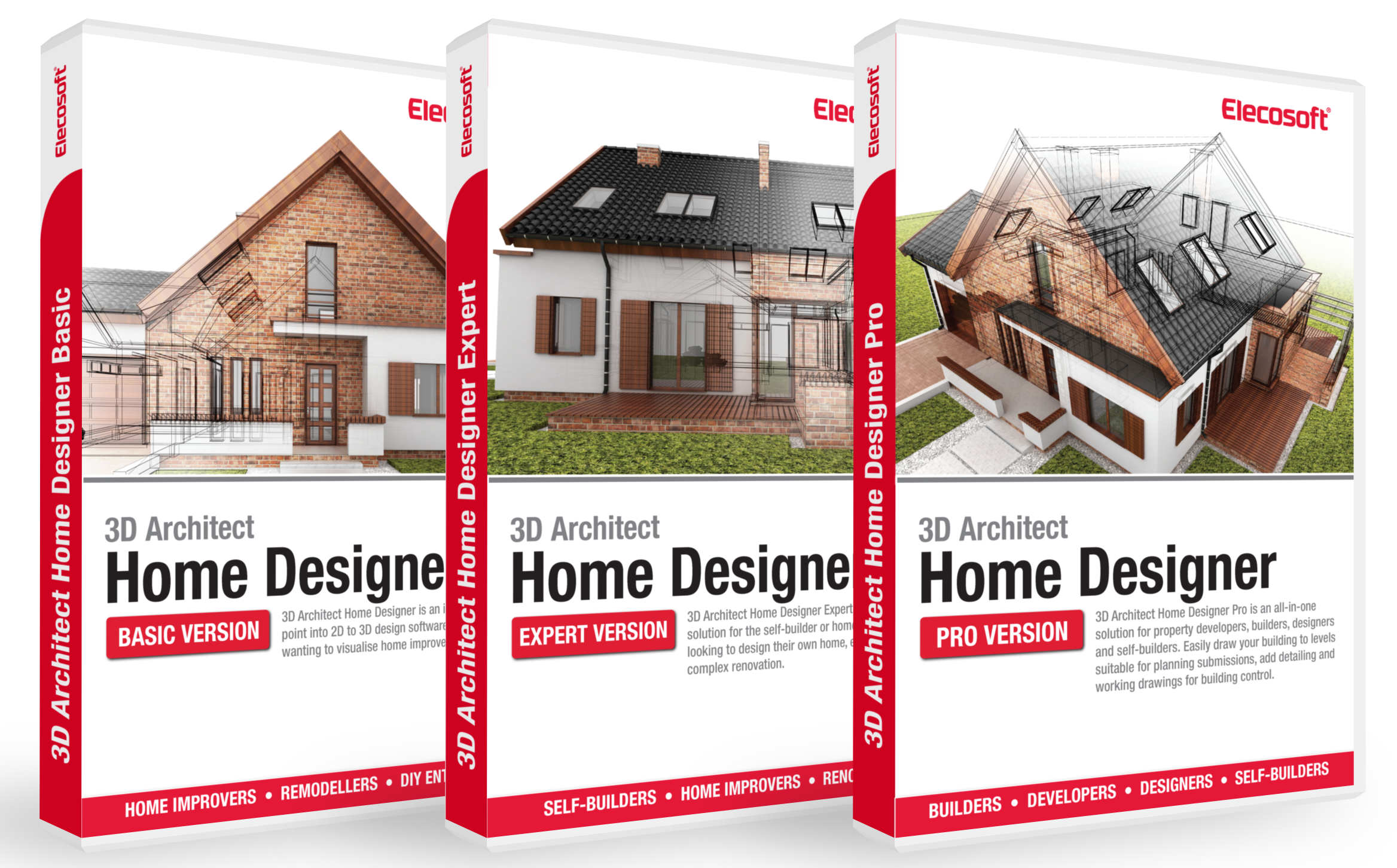 3D Architect home design software