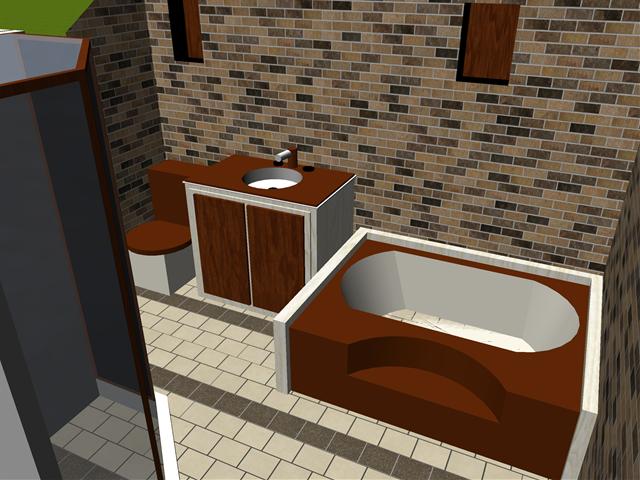 How to design a bathroom for 3d bathroom design tool