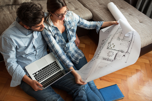 Self-builder looking to design their next house and submit plans to their local authority