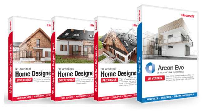 Simple Building Design Software Basic: The 3D Architect Home ...