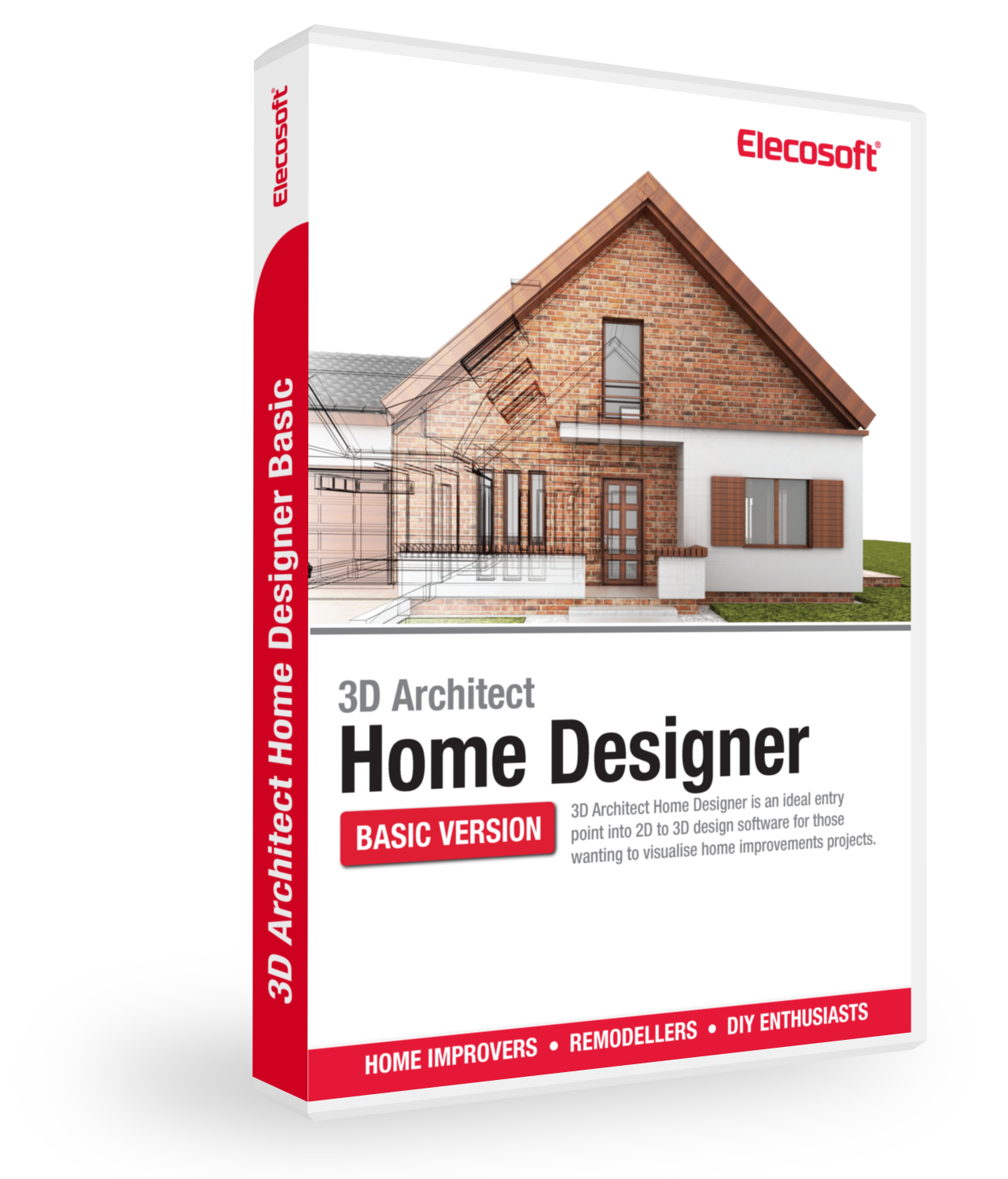 3d architect home design software for custom garage layouts for Design your home
