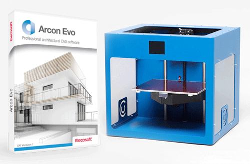 Print your own project in 3D