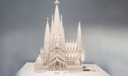Highly detailed 3D printing