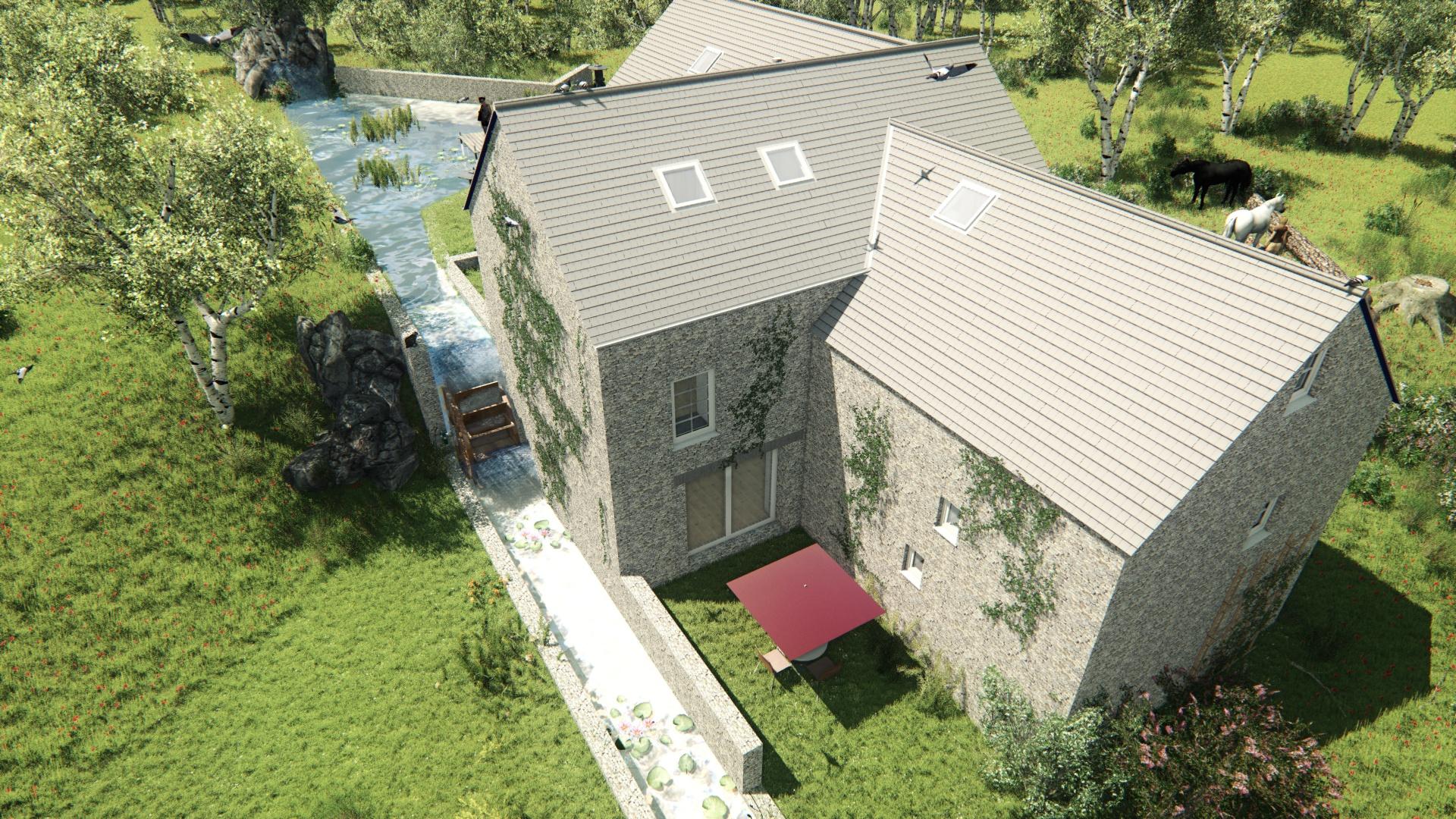 Home improver or renovator