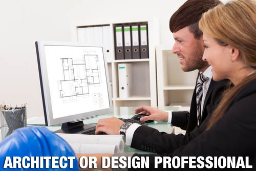 Architect or design professional