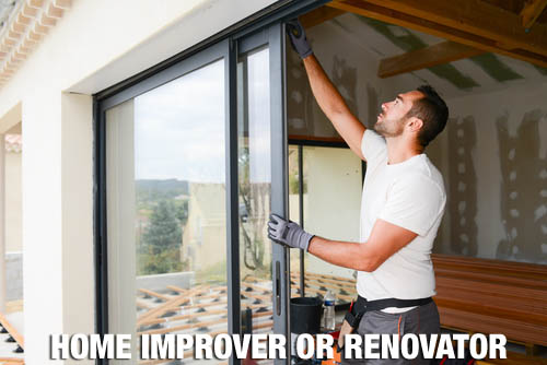 Home improver or renovator