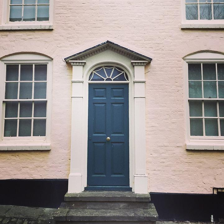 front door house design