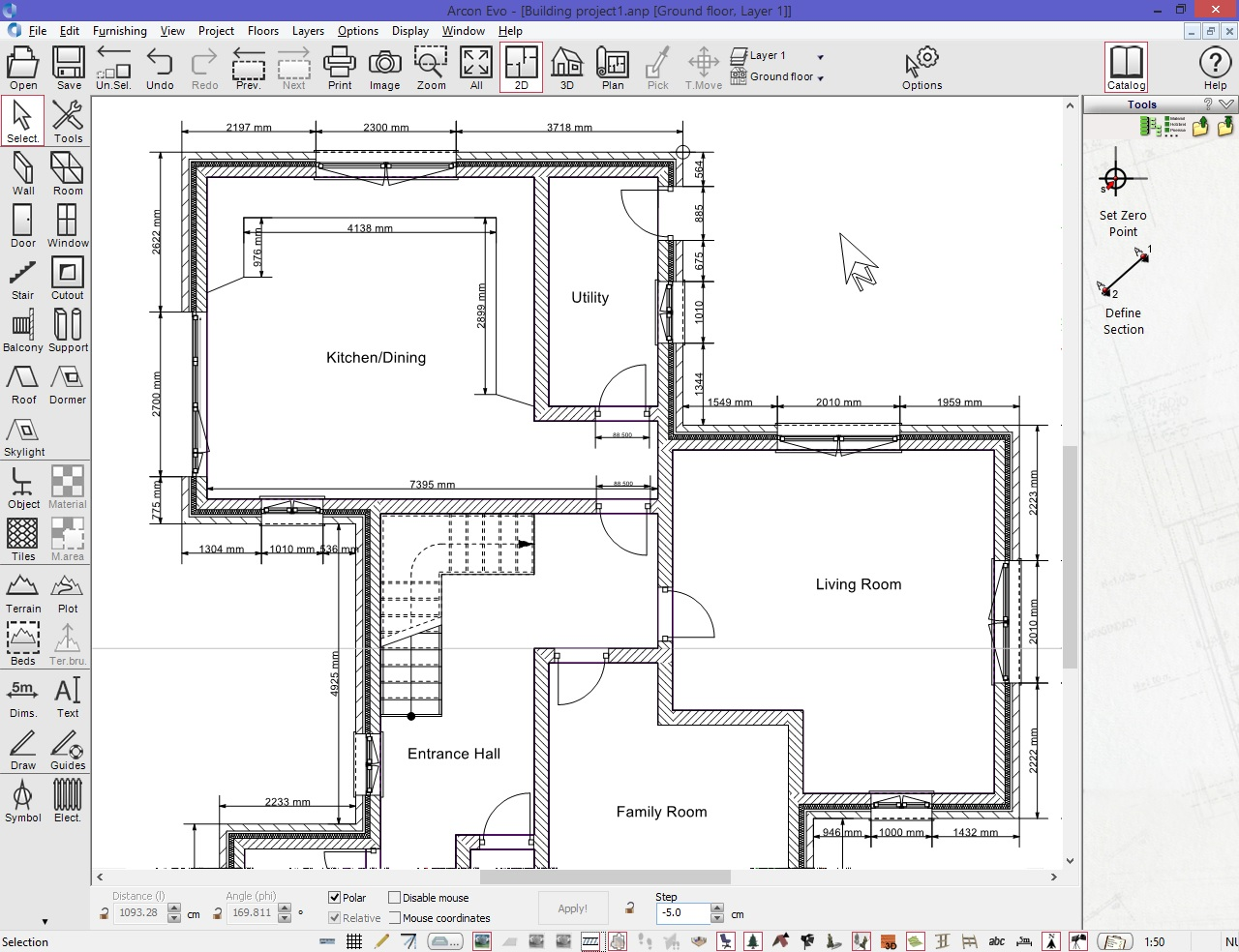 Drawing software for house plans